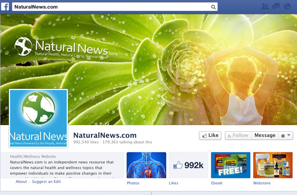 "Natural News whistleblower admits ""we added statistically significant data"" to numerous articles"