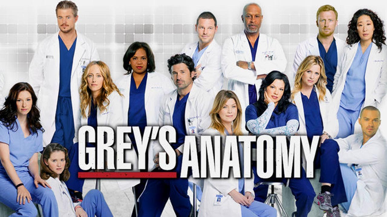 86% of people would rather be treated by the cast of Grey\'s Anatomy ...