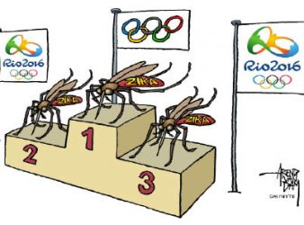 Zika, Olympics
