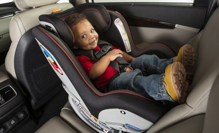 Car Seats Linked to Autism, Other Medical Problems
