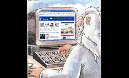 """God admits """"I actually really like science"""" in shocking Facebook post"""